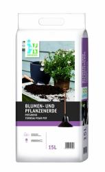Blumen- und Pflanzerde 15L