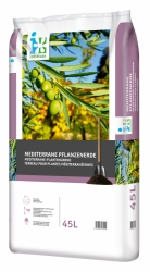 Mediterrane Pflanzenerde 45L
