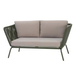 Loungebank Iris Olivegrün