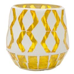 Teelicht Gelb