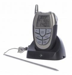 Fleischthermometer mit Timer