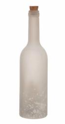 LED Flasche mit Rentier