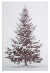 Bild Canvas mit Beleuchtung