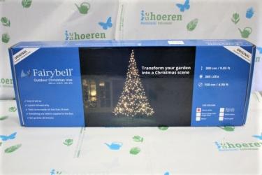 Fairybell Beleuchtung Weihnachtsbaum XL